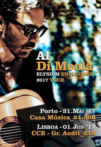Al Di Meola - Elysium Unplugged