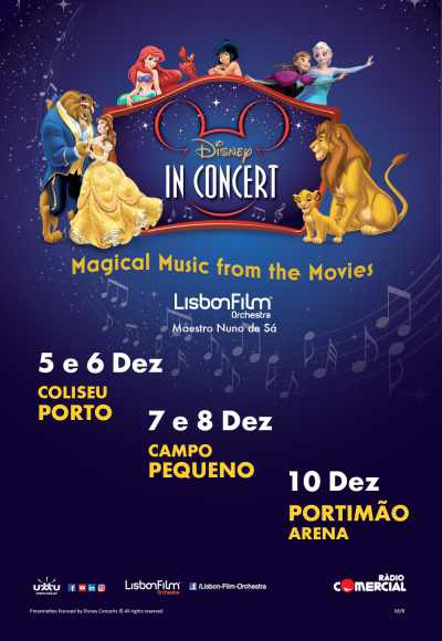 Disney In Concert | Magical Music From The Movies