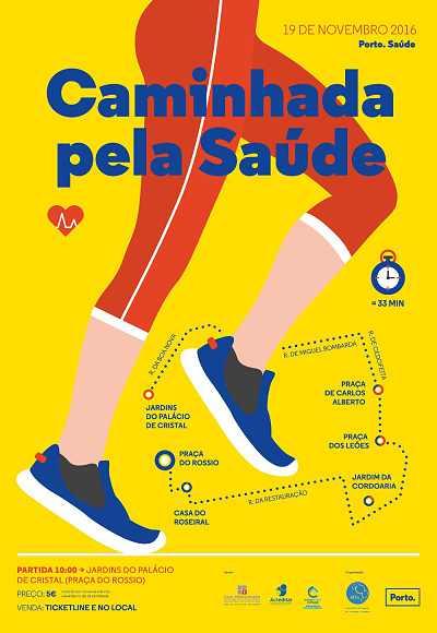 Caminhada Pela Saúde - Porto Saúde