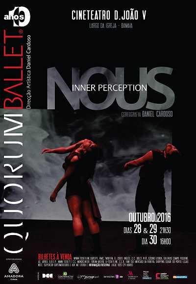Quorum Ballet | Nous, Inner Perception