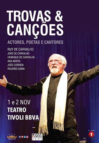 Trovas E Canções Actores, Poetas E Cantores