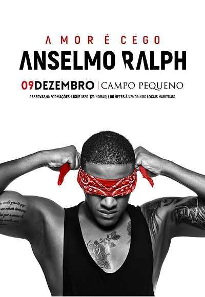 Anselmo Ralph - Amor É Cego