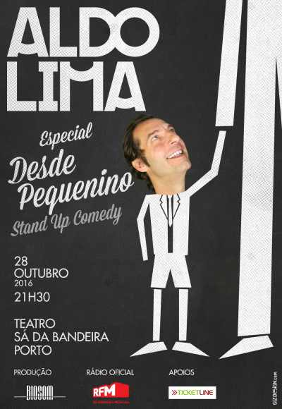 Aldo Lima | Desde Pequenino