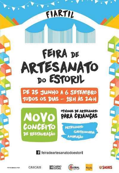 Fiartil - Feira De Artesanato Do Estoril