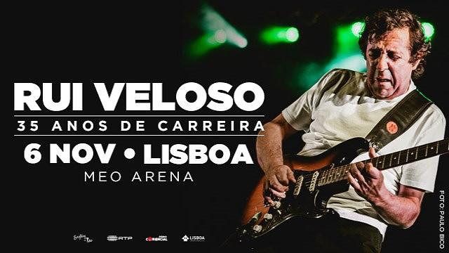 RUI VELOSO - 35 ANOS DE CARREIRA