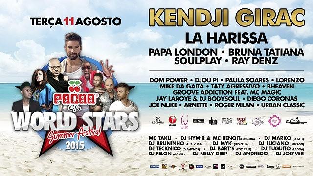 WORLD STARS SUMMER FESTIVAL