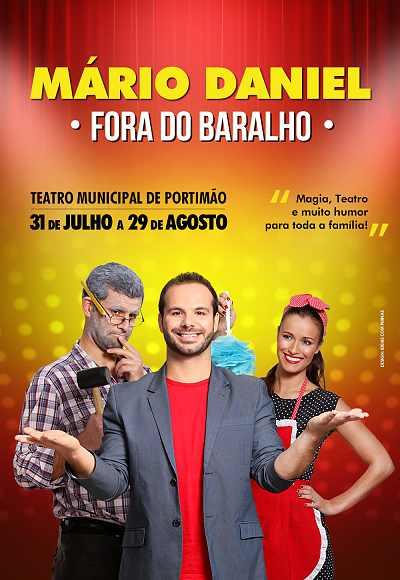 Mário Daniel - Fora Do Baralho