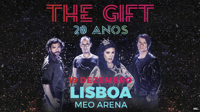 THE GIFT - 20 ANOS