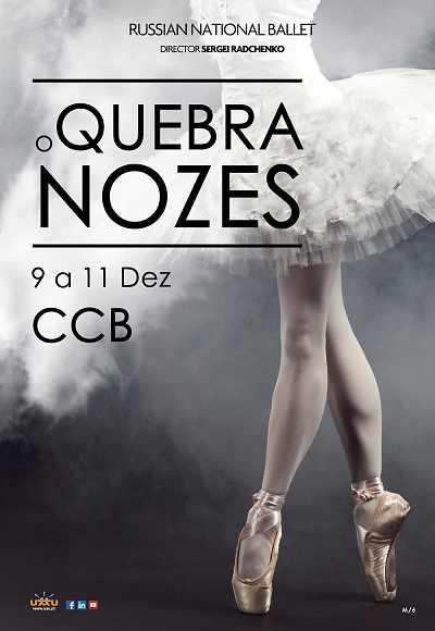 O Quebra-Nozes - National Russian Ballet