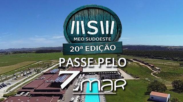 MEO SUDOESTE 2016 - ZMAR