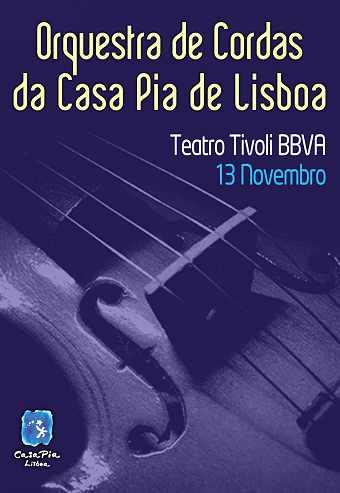 Orquestra De Cordas E Coro Da Casa Pia De Lisboa