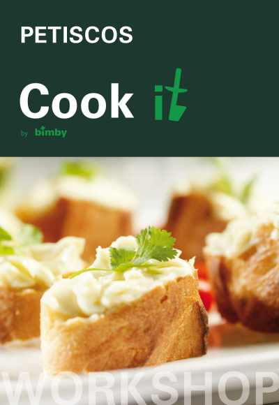 Cook It By Bimby® - Workshops Petiscos