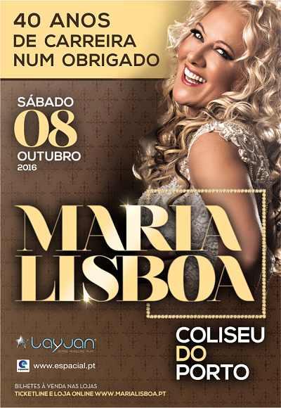 Maria Lisboa I Grande Concerto