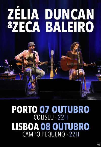 Zélia Duncan & Zeca Baleiro