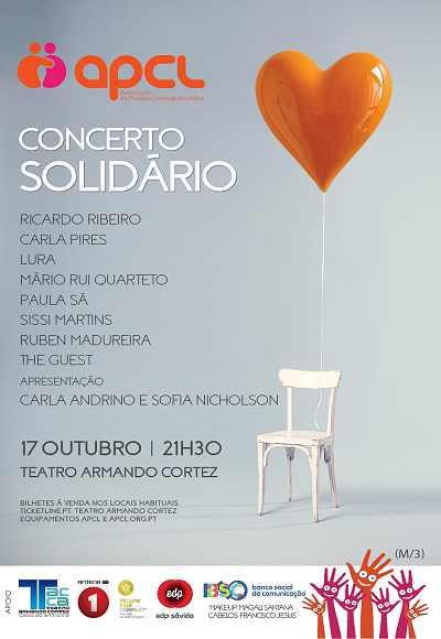 Concerto  Solidário Apcl