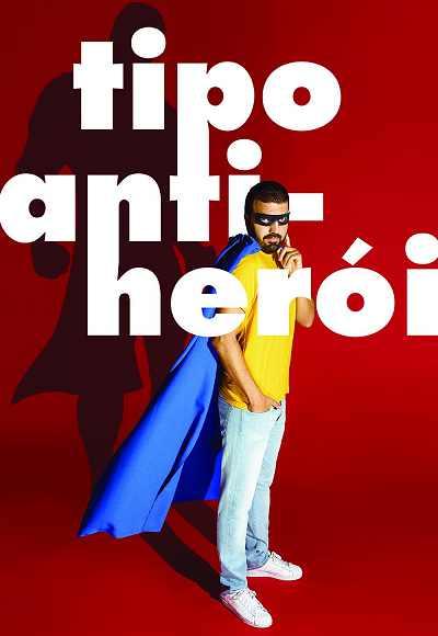 Salvador Martinha Tipo Anti-Herói