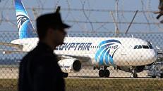 Recuperados corpos do voo da EgyptAir