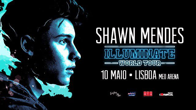 SHAWN MENDES-ILLUMINATE WORLD TOUR