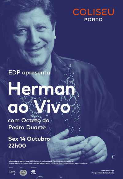 Herman Ao Vivo Com O Octeto Do Pedro Duarte