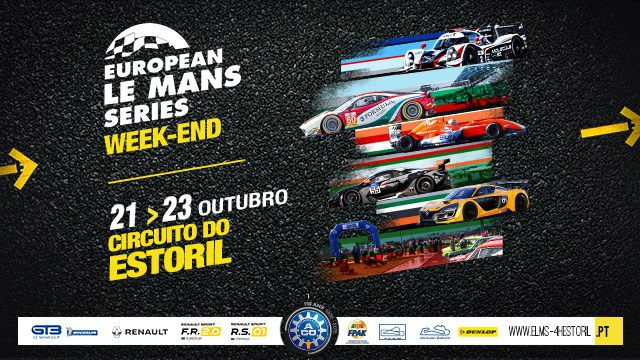 EUROPEAN LE MANS SERIES - 4 HORAS DO ESTORIL
