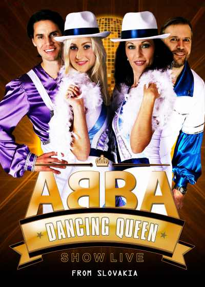 Dancing Queen Abba Show
