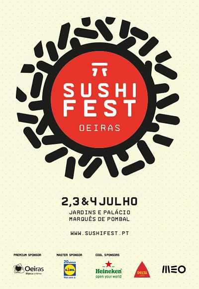 Sushi Fest Oeiras 2015 I Passe