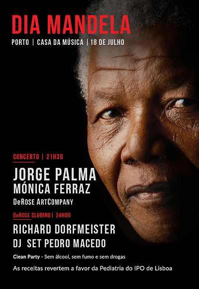 Dia Mundial Mandela
