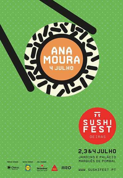 Sushi Fest Oeiras 2015 | Ana Moura