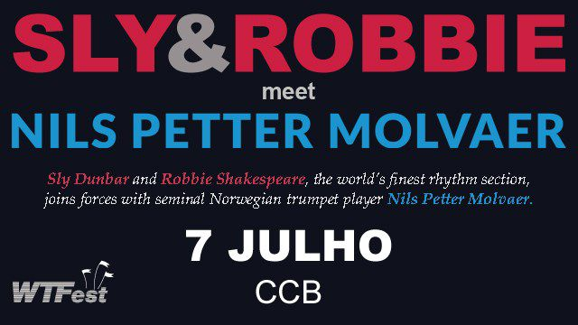 SLY & ROBBIE MEET NILS PETTER MOLVAER