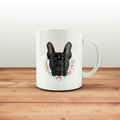 Frenchie Black | Mug