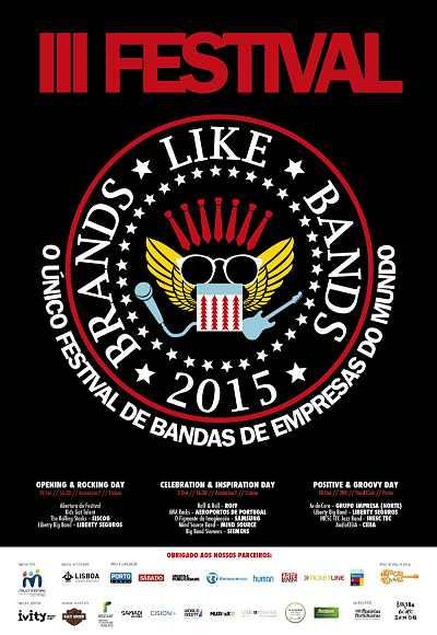 Brands Like Bands Fest I Festival Bandas Empresas