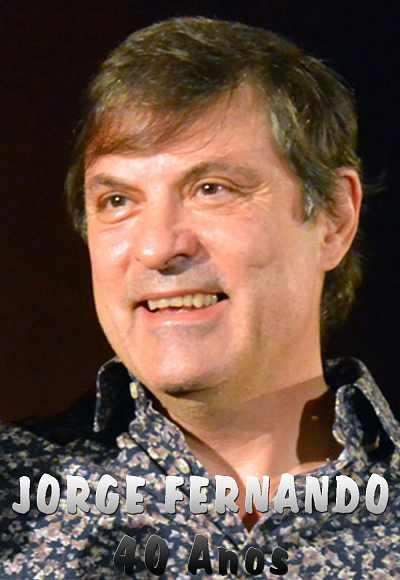 Jorge Fernando I 40 Anos De Carreira