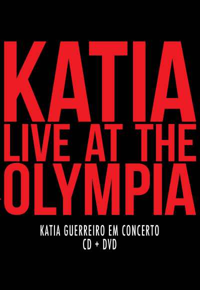 Katia Live At The Olympia Cd/Dvd