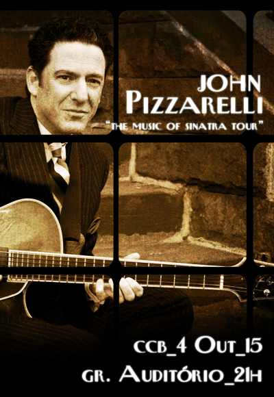 John Pizzarelli - The Music Of Sinatra Tour