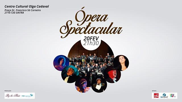 ÓPERA SPECTACULAR - BROADWAY & NAPOLITANAS