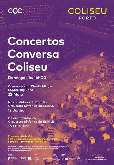 Ccc-Concertos Conversa Coliseu