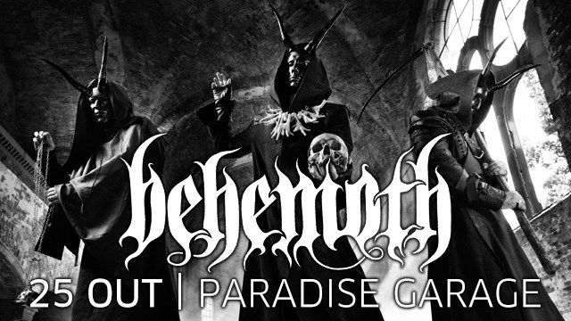 BEHEMOTH + MGLA + SECRETS OF THE MOON + GUESTS
