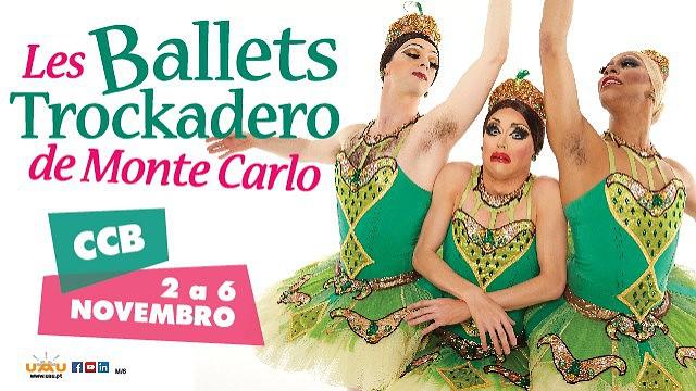 LES BALLETS TROCKADERO DE MONTE CARLO
