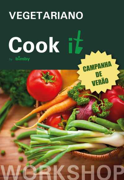 Cook It By Bimby - Vegetariano