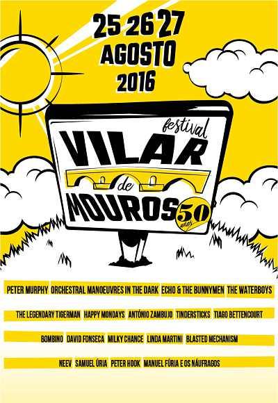Festival Vilar De Mouros 2016
