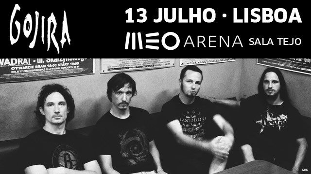 GOJIRA + SPECIAL GUESTS
