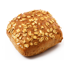 Mixed Cereal Bread with Oat Seeds