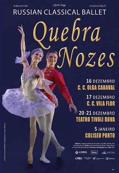 O Quebra-Nozes I Russian Classical Ballet