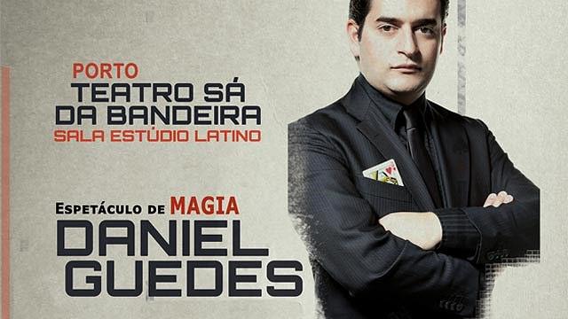 DANIEL GUEDES CONVIDA