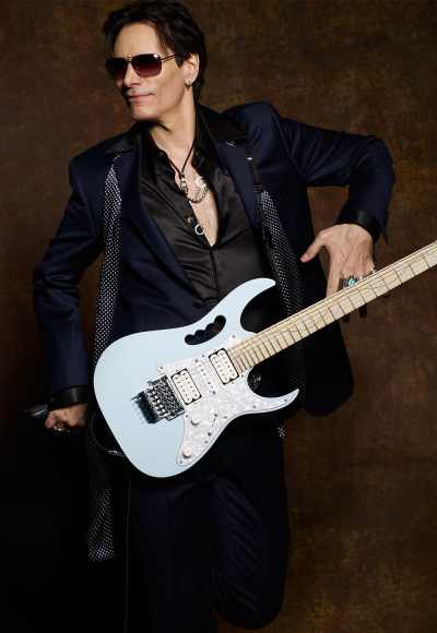 Steve Vai - Passion & Warfare 25th Tour