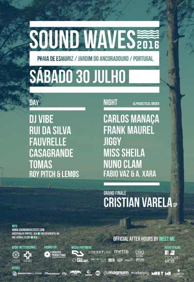 Sound Waves 2016