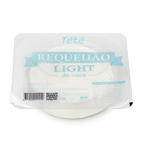 Requeijão de vaca light | Peso aproximado 125g