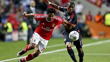 Benfica empata o jogo