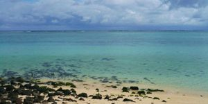 Le Morne Beach