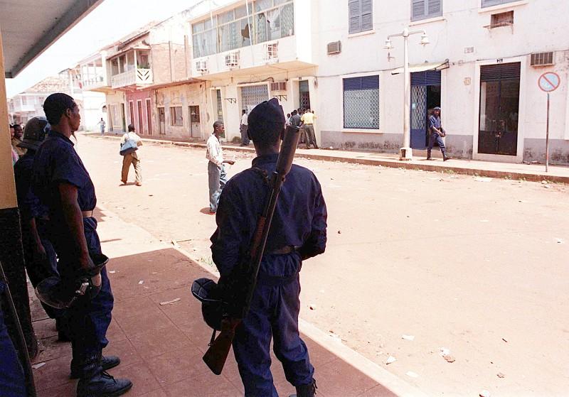 Polícias e militares da Guiné-Bissau recebem formação sobre direitos das mulheres